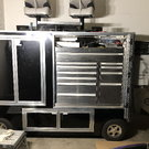 Nascar / Late Model Pit Box