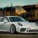 2018 Porsche GT3 Cup Car