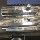 PONTIAC VALVE COVERS