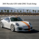 2015 Porsche 991.1 GT3 w $25k in GMG Upgrades