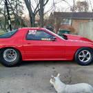 86 Mazda RX7