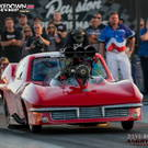 Vanishing Point Race Cars 1963 Corvette Pro Mod Roller