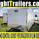 2021 Vintage 34' Race Car Trailer - Sportsman Edition (Drags