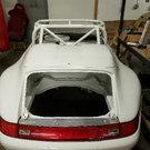 Porsche 911 Racecar Chassis
