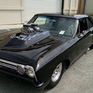 1967 Pro Street Chevelle