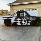 1998 American race truck for sale