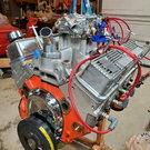 Chevy 388 Stroker Roller Motor