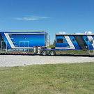 05 Haulmark Toter and Stacker