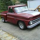 1964 chevy c10,350 4 speed