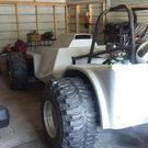 Fiberglass Jeep for Sale $3,750