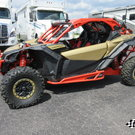 2017 Can-Am Maverick X3 Turbo 1000