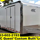 "IN STOCK - 28ft ATC Quest - 96"" Wide Ramp Custom Option"