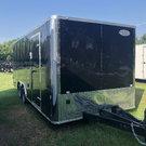 New 2020 8.5' x 20' Continental Cargo Trailer&nb