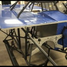 2016 Jeff Taylor Chassis (new paint, deck, & interior)
