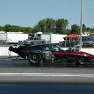 63 corvette rolling with transmission