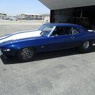 1969 Camaro Turbo Car