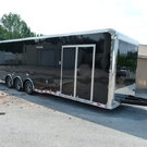 2020 32' Cargomate Eliminator loaded