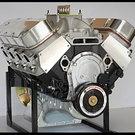 Chevy BBC 632 DRAG SERIES Base Engine, AFR HEADS Merlin IV B