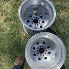 Weld Drag lite rear wheels for Sale $225