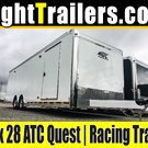 8.5x28 ATC Quest | Race Car Trailer - AVAILABLE NOW