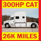 2000 FREIGHTLINER CREW CHIEF CAT 300HP TOTER HAULER