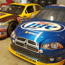 Both TEAM Road Course Penske Dodge 2011 NASCAR CARs&nb