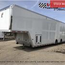 2019 InTech 38' Aluminum Gooseneck Sprint Car Trailer (On-Or