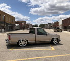 TRADE 96 GMC Sierra for Door car
