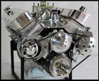 BBC CHEVY 632 STAGE 9.5 TURN KEY MOTOR MERLIN IV 812HP  for sale $11,995