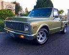 1972 Chevrolet C10 Pickup  for sale $35,000