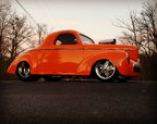 1941 Pro Street Blown Hemi Willys  for sale $95,000