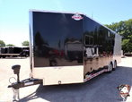 2021 Cargo Mate 8.5 x 24 Eliminator Enclosed Cargo Trailer  for sale $29,999