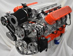 LS 408CID 570HP EFI Deluxe Crate Engine Package  for sale $12,750