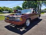 1980 malibu prostreet / showcar big block  for sale $44,000