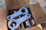 Brooks B2 Aluminum  Rods