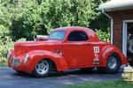 1940 WIllys Nostalgia Car