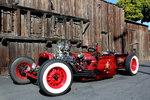 Hellafornia Truck Convertible Rat Rod -1931 Ford Model A Rat