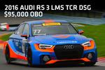 2016 Audi RS 3 LMS