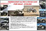 2014 Ultra4 Ferravanti