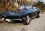 Corvette Coupe L76