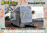 2021 8.5 x 30 Team Spirit Stacker Trailer