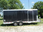 Used 2016 Featherlite 4926 20' Car Hauler