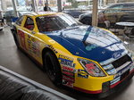 NASCAR Cup Car Pourpose Builty Road Race Fusion Race Car