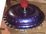 "Neil Chance 9"" Bolt-Together Torque Converter"