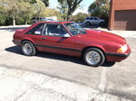 1990 Ford Mustang Fox