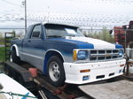 Chevy S10 with stroker engine