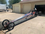 2016 M&M Dragster *LOW RUNS*