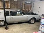 1985 Buick T-Type 25.5 4 link back half car