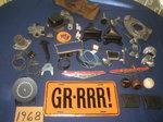1968-69 Pontiac GTO Parts