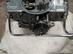 Holley 770cfm carburator
